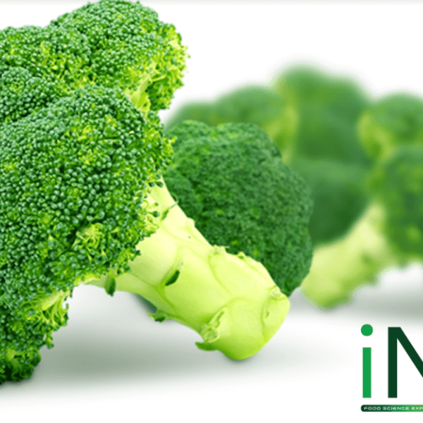 natural health with broccoli